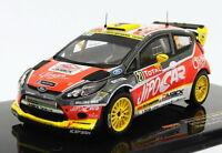 Ixo 1/43 Scale RAM545 - Ford Fiesta RS WRC - #21 Monte Carlo 2013