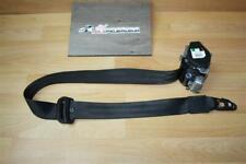 Audi Q7 4L Three-Point Seat Belt Front Right V04 Satin Black 4L1857706