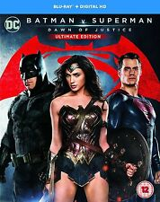 Batman V Superman Dawn of Justice Blu-ray Aj228