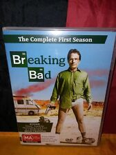 Breaking Bad : Season 1 (DVD, 2014, 3-Disc Set)
