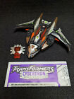 Transformers Cybertron Sideways 100% Complete with Key