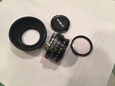 Minolta M-ROKKOR 40 mm/f2 lens for Leica M, Minolta CLE