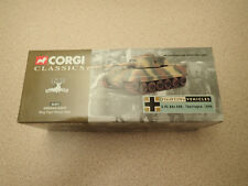 Ltd Edn Corgi Classics 1:60 66601 King Tiger Heavy Tank Ex Shop Stock Untouched