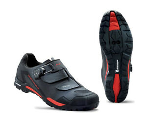 NorthWave Outcross Plus GTX - MTB Shoes - Anth / Red
