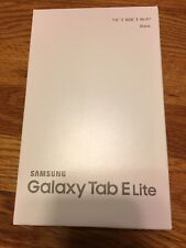 Samsung Galaxy 7 Tablet Black | Tab E Lite SM-T113 8GB...