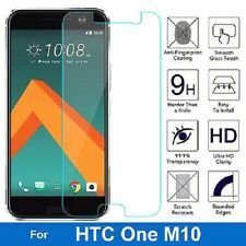 Genuine Tempered Glass Film Screen Protector for HTC 10 (M10) 2016 & Package