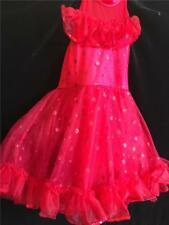 Dance Costume  Ballet Tap  Skate Baby Doll Dress  pageant Bubblicious