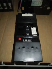Hitachi, LTD F-50F 50A 3P 600V Circuit Breaker Used