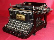 alte Schreibmaschine um 1920 CONTINENTAL Wanderer Werke - typewriter
