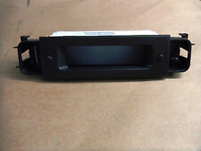 Genuine New Peugeot 406 F/L Clock Display Unit. OE Part Number 6155Q8