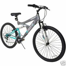 "Women's Girls 26"" 21-Speed Ozone 500 Mountain Bicycle Dual Shocks Bike Bikes NEW"