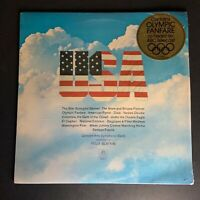 USA Conducted By Felix Slatkin Concert Arts Symphonic Band Angel Vinyl Record