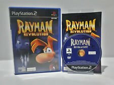 Rayman Revolution (PS2, 2000) PAL Complete Brand New Case Disc Mint 3120