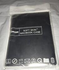 iBenzer Macbook Air 13 Case Soft Skin Keyboard Laptop Cover Dark Gray New G2