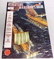 Miniature Wargames Number 127 December 1993 oop SC