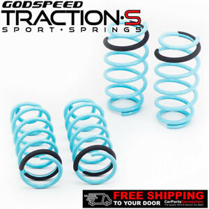 Godspeed Traction-S Lowering Springs For MAZDA 3 BM SEDAN 2014+UP  LS-TS-MA-0010