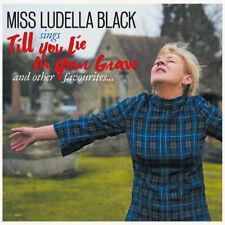 Miss Ludella Black - Till You Lie In Your Grave CD **Garage/beat/MEDWAY**