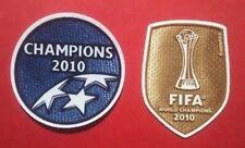 Patch Football Ligue Des Champions Inter Milan 2010