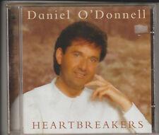 DANIEL O'DONNELL - HEARTBREAKERS - CD ALBUM