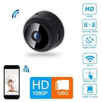 1 x Mini Hidden Security Camera Wireless Wifi Remote HD 1080P 24H Recording