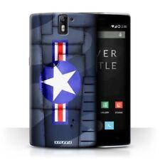 Étuis, housses et coques bleus OnePlus One pour téléphone mobile et assistant personnel (PDA) OnePlus