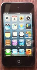 Apple iPod Touch 4th Generation Black (16 GB) For Parts Or Repair