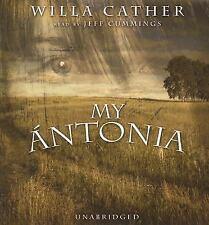 My Antonia (2007, 6 CD Set) Willa Cather, Jeff Cummings Unabridged