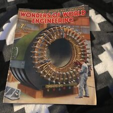 WONDERS OF WORLD ENGINEERING. PART 35. 1938. ELECTRIC MOTORS