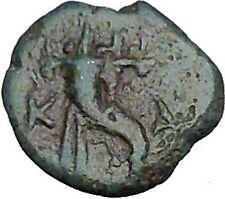 Kaunos in Caria 191BC Ancient Greek Coin Alexander the Great Cornucopia i49003