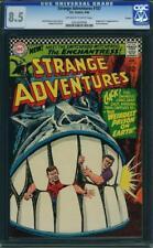 Strange Adventures #187 CGC 8.5 DC 1966 1st Enchantress! Pedigree! H7 266 cm