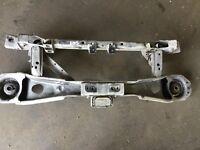 2008 Mazda 5 M/T 2.3L Used Rear Sub frame Cross member Undercarriage Cradle OEM