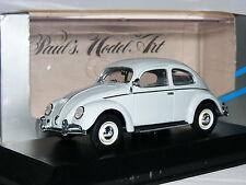 Minichamps 1953 Volkswagen Maggiolino (KAFER) Berlina Finestra Ovale Grigio Chiaro 1/43