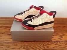 Nike Jordan Dub Zero Sneakers White Red Black Grey Youth Kid's Size 3Y