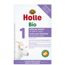 4 boxes Holle Organic Infant Goat Milk Powder - Stage 1. With Dha . 03/30/22