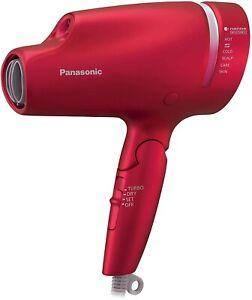 Panasonic Hair Dryer nano care EH-NA0B-RP Rouge Pink AC 100V New in Box