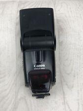 Canon Speedlite 580EX Shoe Mount Flash
