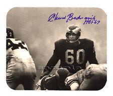 Item#2364 Chuck Bednarik Philadelphia Eagles Facsimile Autographed Mouse Pad