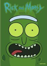 Rick and Morty: Season Three 3 (DVD, 2018, Widescreen) Ships within 12 hours!!!