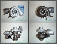 TURBOCHARGER TURBO MAZDA 3 1.6 DI  MELETT CHRA FITTED, NOT CHINESE !!!