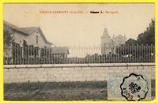 cpa Rare 21 - LADOIX SERRIGNY (Côte d'Or) Les BARRIGARDS Propriété Château Villa