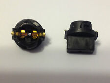 2x Dodge 194 Instrument Panel Cluster Light Bulb Lamp Dashboard Sockets Plug NOS