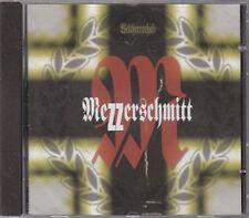 MEZZERSCHMITT - weltherrschaft CD