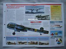 Aircraft of the World Card 31 , Group 12 - Arado AR 240