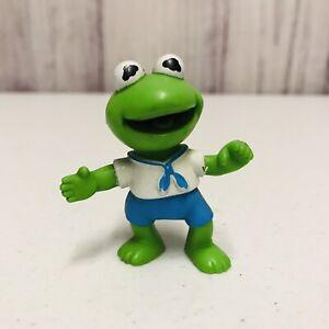 "Vintage 1985 Muppet Babies Kermit The Frog 2.5"" PVC Figure Cake"