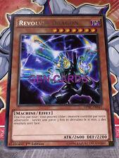 Carte Yu Gi Oh REVOLVER DRAGON DPBC-FR041