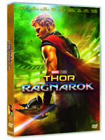 THOR RAGNAROCK (DVD) Chris Hemsworth Natalie Portman