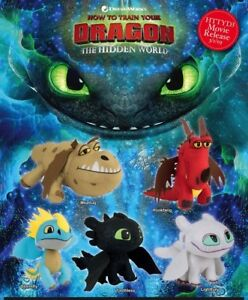 How to Train your Dragon-The Hidden World Movie 33cm Plush Soft Doll ToyLicensed