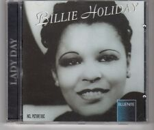 (HH521) Billie Holiday, Lady Day - 1996 CD