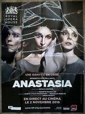 ANASTASIA Affiche Cinéma Originale 160x120 Movie Poster ROYAL OPERA HOUSE