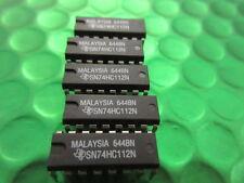 Sn74hc112n, Texas Instruments IC, Flip flop. ** 5 per ogni vendita **